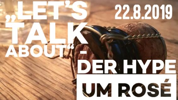 """Let's Talk about"" - der Hype um Rosé"